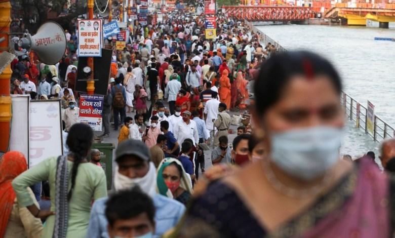 India registra un cuarto de millón de contagios en apenas 24 horas 1