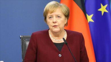 Merkel propone cierre de vida pública en Alemania de corta duración 2