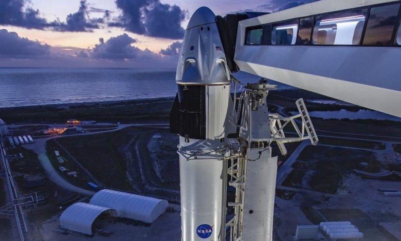 NASA y SpaceX firman contrato para regresar a la Luna en el 2024 1