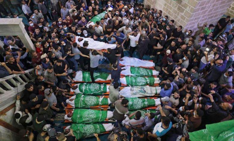 Cifra de fallecidos en Palestina supera los 200, incluyendo 59 menores de edad 1
