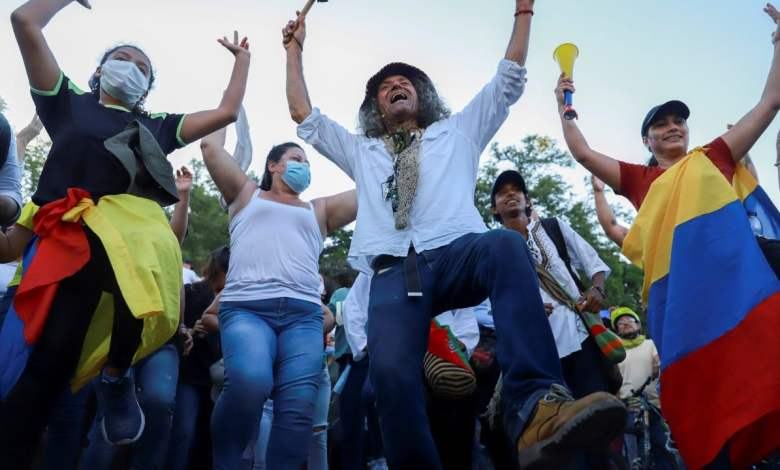 Colombia vuelve a la calma luego de más de dos semanas de protestas 1