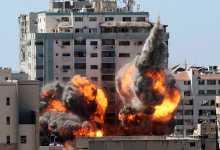 Israel bombardea sedes de agencias AP y Al Jazeera en Gaza 8
