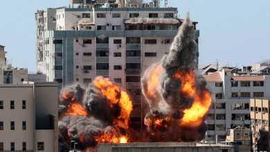 Israel bombardea sedes de agencias AP y Al Jazeera en Gaza 3