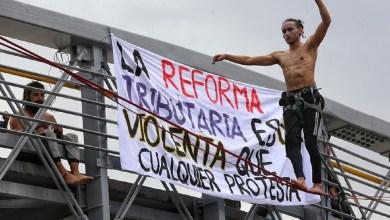 Protestas en Colombia han dejado 17 fallecidos hasta el momento 14