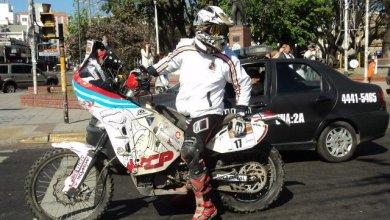 Photo of Tapiales: Ariel Ciampi sigue su marcha al Dakar 2013