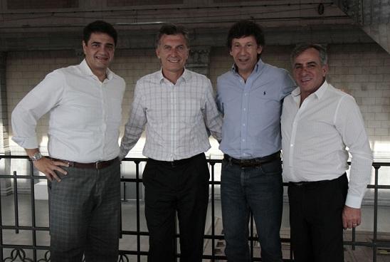 1 - Los Macri, Posse y cariglino