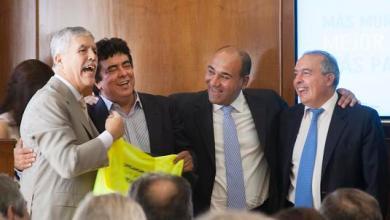 """Photo of Fernando Espinoza con la Prensa: """"Acompañamos incondicionalmente a la Presidenta"""""""