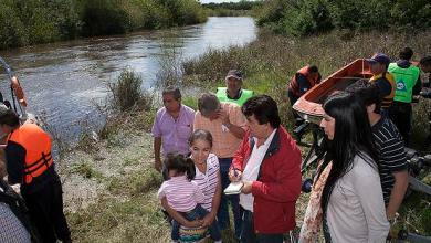 Photo of La Matanza: Hay 720 evacuados; Fernando Espinoza recorrió las zonas afectadas