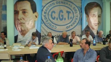 """Photo of San Justo: """"La CGT nunca se rompió"""""""