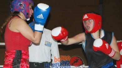 """Photo of Boxeo femenino: La representante de """"La Pulguita"""" se presentó en Uruguay"""