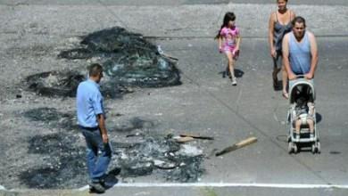 Photo of Paro y protesta: Balearon a un chofer de la línea 97 tras un robo en San Justo