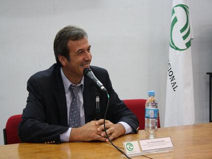 MAT7 Hernán Maurette en la UNLaM