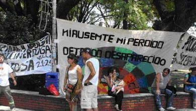 Photo of San Justo: Radio-Escrache al municipio por familiares y amigos de Luciano Arruga