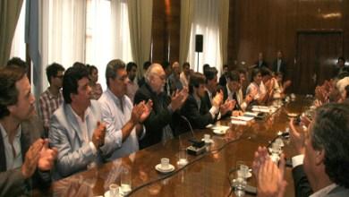 """Photo of Espinoza: """"Los intendentes vamos a trabajar para que el acuerdo de precios se cumpla"""""""