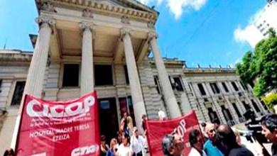 Photo of Hoy se reúnen en Casanova: Los médicos bonaerenses vuelven a parar por 48 horas