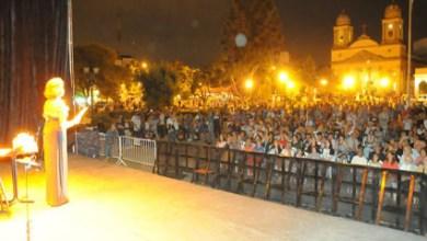 """Photo of Plaza San Martín: Luna Monti y Juan Quintero se presentaron en """"Escenario a Cielo Abierto"""""""