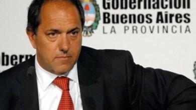 """Photo of Declaraciones:Scioli dijo que Macri y Massa """"quieren cambiar todo"""""""