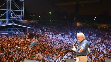 Photo of 30 mil jóvenes participaron del «12/12 JesusFest» que encabezó Palau