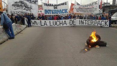 Photo of San Justo: Los Trabadores De Interpack Volverán A Cortar La Rotonda