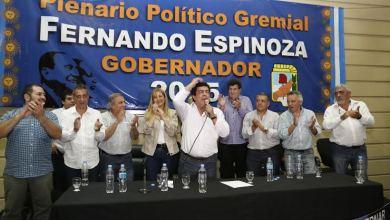 """Photo of Mercado Central: Mesa Político Gremial """"Fernando Espinoza Gobernador 2015″"""