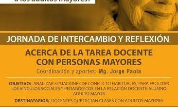 Photo of Jornadas: La Tercera Edad En La Agenda De La UNLaM
