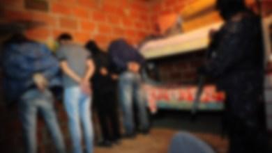 Photo of González Catán: Desbaratan Una Banda Narco Y Secuestran Droga Y Armas