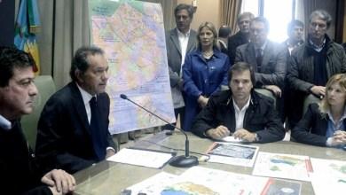 """Photo of Inundaciones: Daniel Scioli: """"La prioridad es atender a los damnificados"""""""