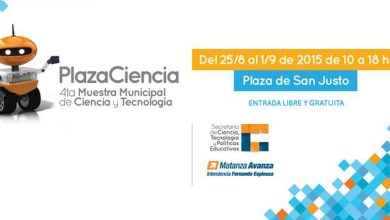 Photo of San Justo: Fernando Espinoza inaugurará la IV edición de Plaza Ciencia