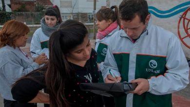 Photo of UNLAM: Entrenamiento en la vía pública con acompañamiento de profesores