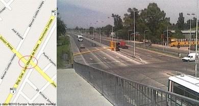 "Photo of Accidente fatal en Km32: un auto chocó contra un colectivo ""trucho"""