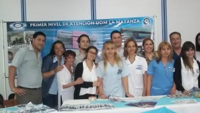 Photo of #Gremiales: Se realizó con total éxito la #ExpoUOM de #LaMatanza