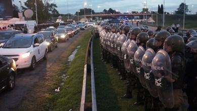 Photo of San Justo: Suteba La Matanza repudió el desalojo del corte mantenido por los trabajadores de Cresta Roja