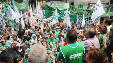 Photo of La Plata:ATE protesta contra la suspensión de las paritarias municipales