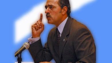 """Photo of Hugo Reinaldo Abete: """"Espantoso relevo"""""""