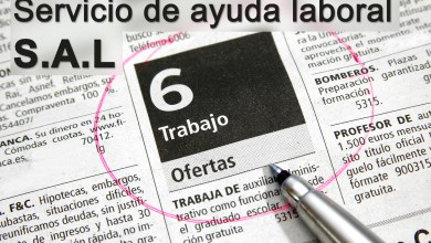 Photo of Clasificados SAL: Servicio de Ayuda Laboral 23/02/16