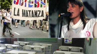 Photo of Paritaria docente:Inicio «parcial» de clases en La Matanza y siete provincias