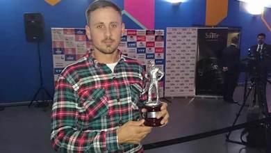 Photo of Distinción:Deportista de la UNLaM reconocido con el premio Jorge Newbery