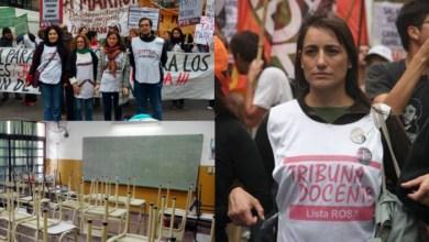 """Photo of La Matanza:El Suteba calificó de """"contundente"""" el paro docente"""