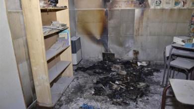 Photo of Castelar Sur: Fuerte repudio a un incendio intencional en la Escuela N°48