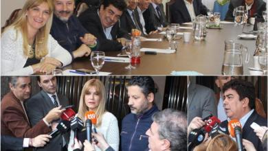 Photo of PJ Nacional: Espinoza y Magario participaron de una nueva reunión de la mesa chica