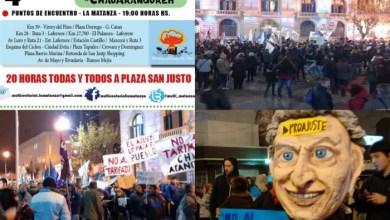 """Photo of #Contraeltarifazo:Se espera una amplia adhesión al """"ruidazo"""" de hoy"""