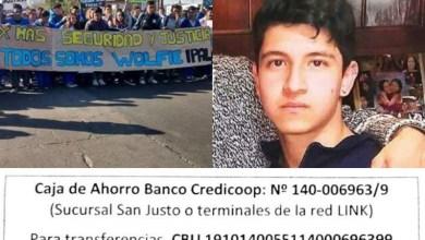 Photo of Casanova:Piden ayuda para la recuperación del chico baleado al salir de la escuela