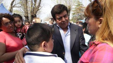 Photo of Tapiales: Fernando Espinoza visitó un Operativo Territorial