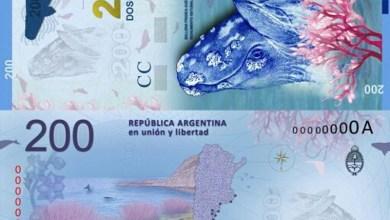 Photo of Mayor denominación: El billete de 200 pesos será lanzado el 26 de octubre