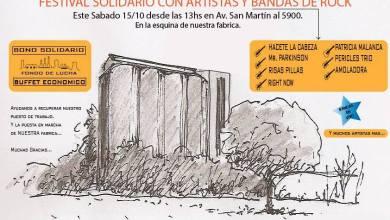 Photo of Ciudad Madero: Cooperativa Aceitera invita a festival de rock para volver a producir