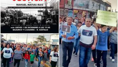 Photo of Caso Nahuel Matías Ruiz: vecinos exigen justicia por el joven asesinado en Rafael Castillo