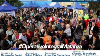 Photo of Plaza Juan Domingo Perón: Operativo Integral hasta el viernes en Villa Insuperable