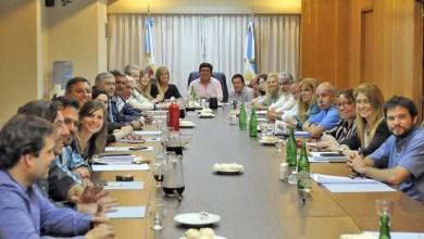 Photo of Encuentro: Tarifazo y endeudamiento, ejes de una reunión del PJ Provincial