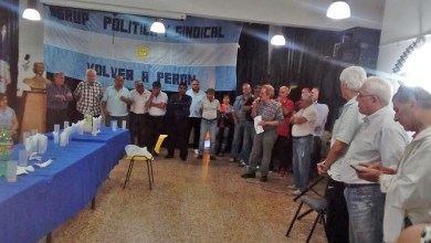 """San Justo: Celebración del fin de año de la agrupación """"Volver a Perón"""""""