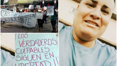 Photo of Laferrere: familiares y vecinos defienden la inocencia de un joven detenido por robo